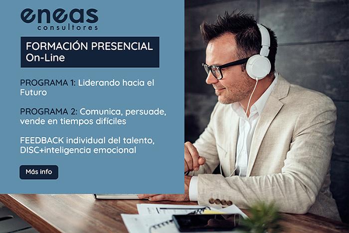 FORMACIÓN PRESENCIAL On-Line