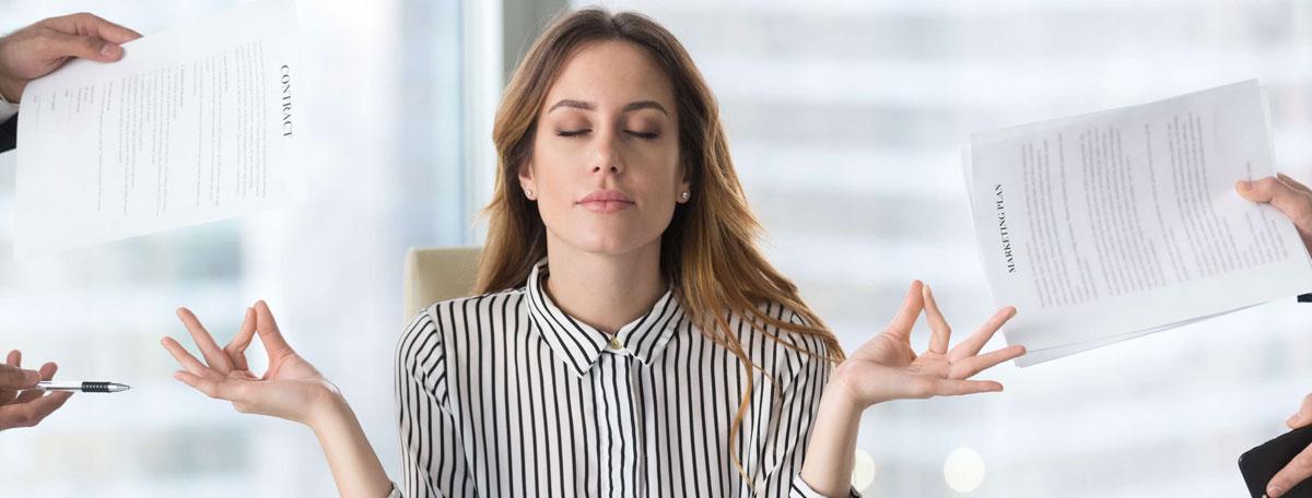 Webinar: ¿Quieres vencer al estrés? El enemigo invisible